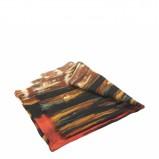 orginalny kolorowy szal Solar na jesień i zimę 2012/13