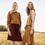 oryginalny kombinezon Chloe w kolorze brązowym - wiosna i lato 2013