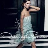 Oscar de la Renta wiosna/lato 2012 - Karlie Kloss
