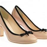 pantofle Prima Moda pastelowe - wiosna-lato 2012