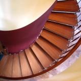 Perfeckt - schody okrągłe i podwieszane - zdjęcie