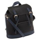 Piękna czarny plecak - torebka Parfois z kolekcji jesień/zima 2012/2013
