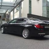 Piekna limuzyna BMW 750L