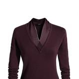 Piękny fioletowy sweter ESPRIT  moda jesienno-zimowa 2012/ 2013