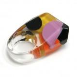 pierścionek Sylwia Całus - kolekcja jesienno-zimowa