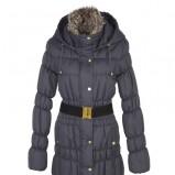 pikowana kurtka Top Secret w kolorze bordowym