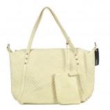 pikowana torebka Badura - modne torebki