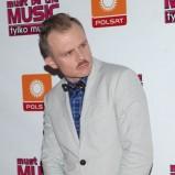 Piotr Rogucki na ściance