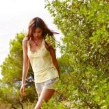 piżama Intimissimi w kolorze żółtym - kolekcja letnia