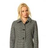płaszcz Orsay we wzorki - moda 2013/14