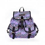 plecak New Look we wzorki w kolorze fioletowym - mode dodatki