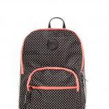 plecak Pull and Bear w kolorze czarnym - modne plecaki
