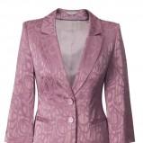 połyskliwa marynarka Pretty One w kolorze różowym  - kolekcja na jesień i zimę 2012/13