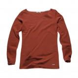 pomarańczowa bluzka Big Star - jesień/zima 2011/2012