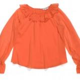 pomarańczowa bluzka C&A - wiosna/lato 2012