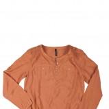 pomarańczowa koszula Reporter - kolekcja wiosenno/letnia