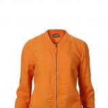 pomarańczowa kurtka C&A - kolory na wiosnę