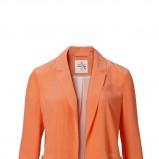 pomarańczowa marynarka C&A - moda na wiosnę/lato 2013