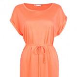 pomarańczowa sukienka Cubus - letnie trendy