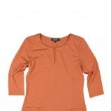 pomarańczowa sukienka Reporter - sezon wiosenno-letni