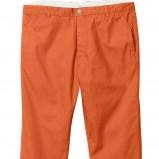 pomarańczowe spodnie H&M - wiosna 2012