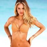 pomarańczowy strój kąpielowy Victorias Secret - kolekcja na lato 2013