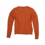 pomarańczowy sweter Bialcon - jesień/zima 2011/2012
