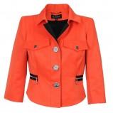 pomarańczowy żakiet Caterina - kolekcja wiosenna