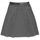 popielata spódnica Carry rozkloszowana - moda na jesień i zimę 2013/14
