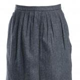 popielata spódnica H&M - moda jesień/zima 2010
