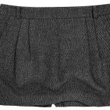 popielata spódnica Reserved - jesień/zima 2011/2012