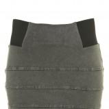 popielata spódnica Topshop - trendy na jesień-zimę