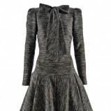 popielata sukienka Bizuu - jesień/zima 2012/2013