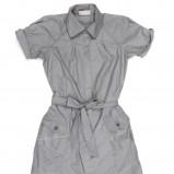 popielata sukienka Carry - wiosna/lato 2011