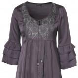 popielata sukienka Kappahl - jesień/zima 2010/2011