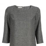 popielata tunika Stefanel - moda na jesień 2013