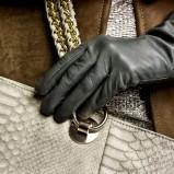 popielate rękawiczki Wittchen - jesień/zima 2011/2012