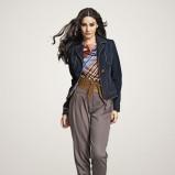 popielate spodnie Saba - jesień/zima 2011/2012