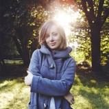 popielaty płaszcz Borko - trendy na jesień 2013
