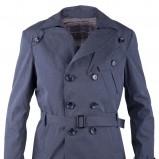 popielaty płaszcz - kolekcja letnia