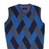 popielaty pulower Carry - moda zimowa