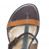 popielaty sandały Ryłko - lato 2011