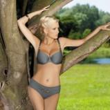 popielaty strój kąpielowy Corin - kolekcja na lato