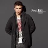 popielaty sweter Bershka - jesień/zima 2010/2011