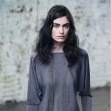 popielaty sweterek Wallis - jesień 2013