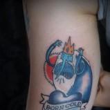 Pracownia tatuażu Czarny kruk w Zielonej Górze