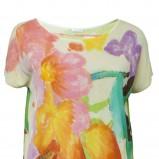 prosta sukienka Solar w kwiaty - moda damska 2013
