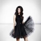 rozkloszowana sukienka Bizuu w kolorze czarnym - kolekcja damska 2012