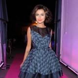 rozkloszowana sukienka - Natalia Siwiec
