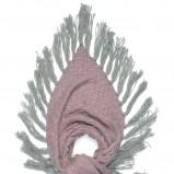 różowa apaszka Cropp - jesień/zima 2010/2011
